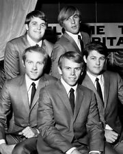 American Rock Pop Band THE BEACH BOYS Glossy 8x10 Photo Musical Print Poster