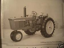 John Deere Model 2520 Tractor Information Green Magazine