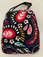 NWT Vera Bradley Painted Paisley Lunch Bunch Bag Tote