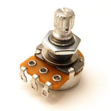 Guitar mini potentiometer pot choice of A250k B250K A500B B500K 16mm tone volume