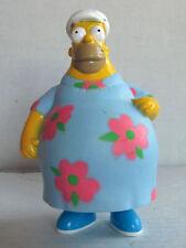 HOMER in MUMU - 2001 The Simpsons 5 Inch Playmates Figure