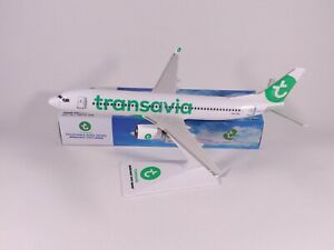 TRANSAVIA AIRLINES Boeing 737-800 Aircraft Model 1:200 Scale Premier Planes