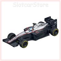 """Carrera GO 64045 Formel 1 McLaren-Honda MP4-30 2015 """"Alonso No.14"""" 1:43 Auto"""