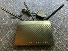 ASUS RT-AC66U Dual Band Gigabit Wireless Router w/ Power Cord