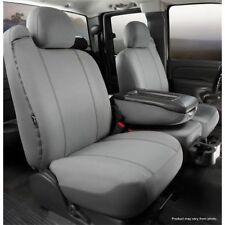 FIA SP88-16GRAY Seat Protector Series Front 40/20/40 Split Seat Cover Gray