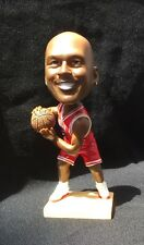 MICHAEL JORDAN Figurine H18cm Bobble Head Chicago Bulls MJ#23 Perfect Collection