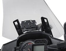 Sw-motech Quick-lock GPS Mount Black.kawasaki Versys 1000