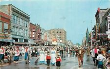 Holland MI~Comerford, Hattman Restaurants~John Good Furniture~St Cleaners 1960