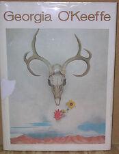 Georgia O'Keeffe: A Studio Book-Viking Press 1st Ed./DJ-1976-106 Plates