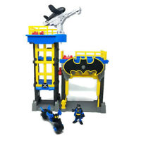Imaginext Batman DC Super Friends Streets of Gotham City Tower Play Set Complete