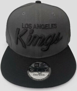 Los Angeles Kings LA NHL Authentic New Era 9FIFTY Snapback Cap 950 N.W.A Script