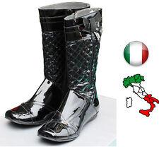 Botas de Mujer Lderstiefel Charol Zapatos Infantiles Miss Sixty Otoño Primavera