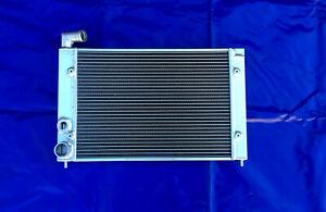 Wasserkühler Alu VW Corrado Polo G60 Kühler Aluminium Jetta  Golf 1 2 3 43 cm