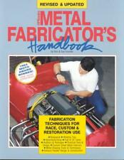 METAL FABRICATOR'S HANDBOOK - FOURNIER, RON - NEW PAPERBACK BOOK