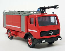 Solido - 3114 Mercedes Lance Mousse Fire Engine diecast model Fire Engine Truck