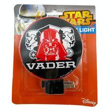 Star Wars Disney Darth Vader Trooper Night Light Kids Room Lamp Decor Nightlight