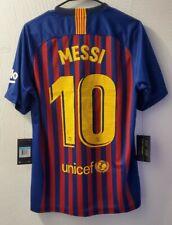 Nike Barcelona Messi 18/19 Home Jersey / Shirt - (Size M) *NWT