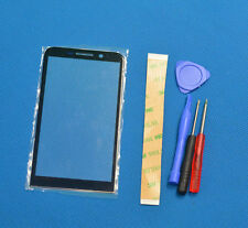 New Black Front Screen Glass Lens Repair Replacement For BlackBerry Z30