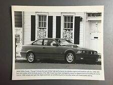 1996 BMW 328is Coupe Factory Press Photo, Foto RARE!! Awesome L@@K