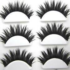 ETL02 6 Pairs Natural Local Dense Extension False eyelashes Party eye lashes