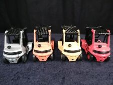 """5.5"""" Welly Fork Lift Trucks Diecast Model - Lot Of 4 Colors - Free Shipping -"""