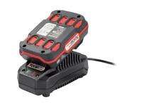 BATTERIE Parkside 20V Batterie  2Ah avec Chargeur pour X20V Appareils BLISTER
