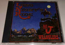 Long Night's Ride By Bar-J Wranglers [AUTOGRAPHED BY ALL 5] RARE