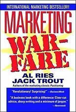 Marketing Warfare, Good Condition Book, Trout, Jack, Ries, Al, ISBN 978007052726