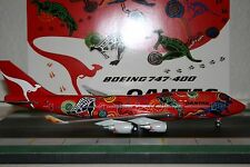 JC Wings 1:200 Qantas Boeing 747-400 VH-OEJ 'Wunala Dreaming' XX2923 Model Plane