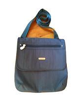 Baggallini Women's Blue Pocket Town Cross Body Bag-NWT