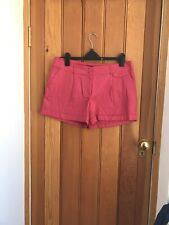 Warehpuse Rosa Pantalones Cortos 14 BNWT