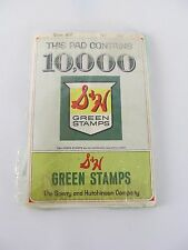 S&H Green Stamp