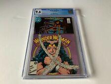 WONDER WOMAN 9 CGC 9.6 ORIGIN OF CHEETAH DC COMICS 1987
