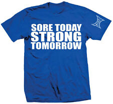 TapouT Sore Today Strong Tomorrow T-shirt - Official UFC MMA Kickboxing Apparel