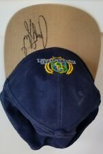 Payne Stewart signed golf hat