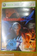 Devil may cry 4 , XBOX 360 jeu