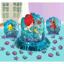 Disney Ariel 'Dream Big' Birthday Party Table Decorating Kit Decoration