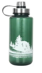 1 Ozark Trail  GREEN Reusable Water Bottles 32oz New Condition