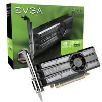 EVGA GeForce GT 1030 SC, 2GB GDDR5, Low Profile, 02G-P4-6333-KR