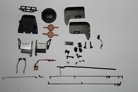 HORNBY MADE IN CHINA MERCHANT NAVY CLASS LOCOMOTIVE BODY DETAILING PARTS