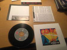 "Gong ""Live Au Bataclan 1973"" LIMITED EDITION cd 12 tracks"