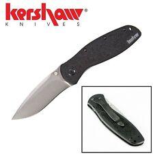 Kershaw - BLUR Assisted Opening Knife S30V Stonewash Finish (USA) 1670S30V NEW
