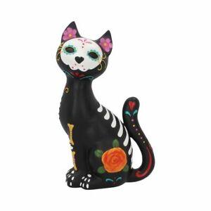 Nemesis Now Sucre Kitty Jour des Morts Spooky Mignon Halloween Figurine D1276D5