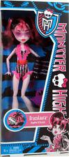 "Monster High SWIM CLASS DRACULAURA Doll 10.5"" Dracula Mattel NEW NIP Vampire"