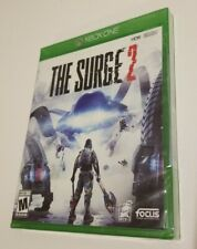 The Surge 2 XBOX ONE Brand New Sealed X S NIB Complete CIB Live HDR