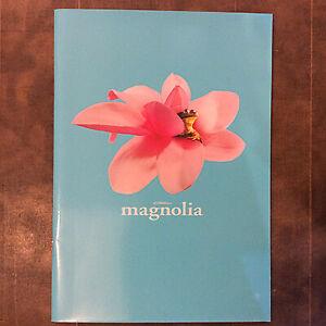 Magnolia 2000 Movie Program