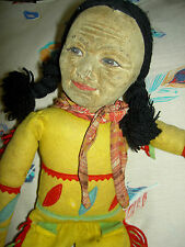 Large Norah Wellings Native American Indian, 'Fleetfoot' Model K22, 1930's