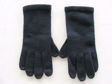 $48 Echo All Over Soft Black Tech Touch Texting Gloves Ladies One Size *AS-IS*