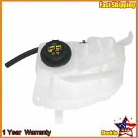 Coolant Reservoir Coolant Overflow Recovery Tank Reservoir Compatible with For Ford Expedition For Ford F-150 For Ford F-250 For Ford Lobo For Lincoln Mark LT For Lincoln Navigator 603-028