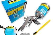 New High Quality Air Spray Gun & Pot F-75G BERENT BT 9294 Paint Trigger Tools